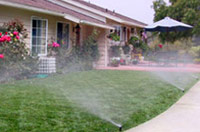 Residential Irrigation Solutions